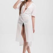 H-era white chemise