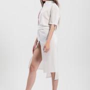 H-era white chemise side