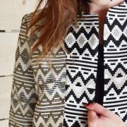 h-era brocard jacket detail
