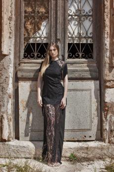 hera maxi lace dress