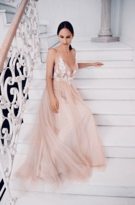 hera bridal tulle dress
