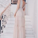 hera glitter wedding dress