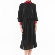 Cuenca midi loose dress front