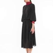 Cuenca midi loose dress side