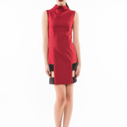 Montmartre tight fit sleeveless dress front