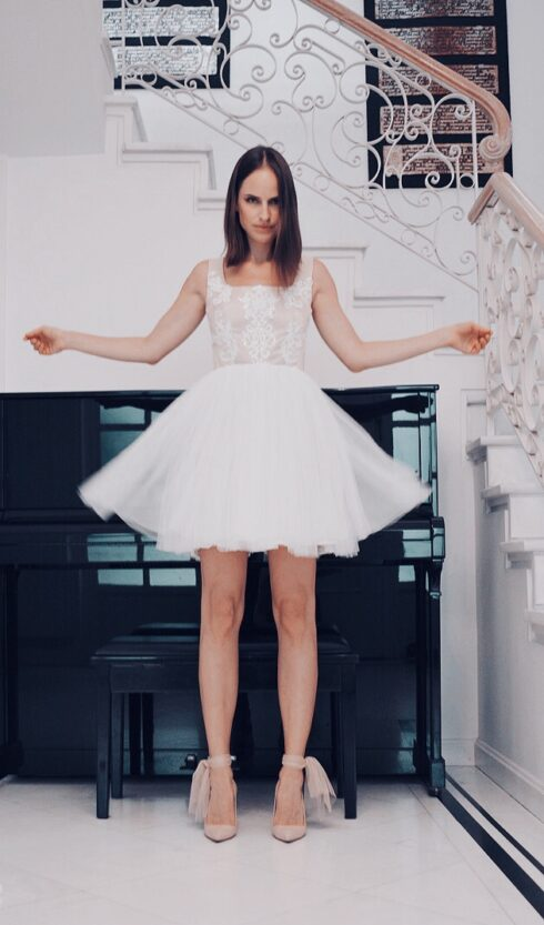 hera bridal gown