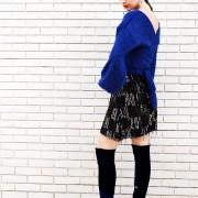 h-era sequin dress