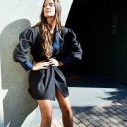 h-era blazer dress