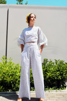 hera striped set
