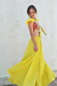 hera yellow set