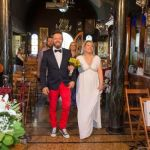 dionysia wedding dress